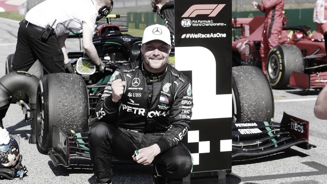 Bottas domina de ponta a ponta e vence GP da Áustria; Leclerc e Norris completam pódio