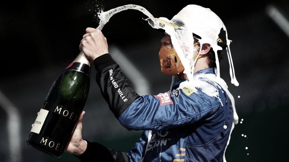 GP da Áustria mostra evolução de Lando Norris e força da McLaren