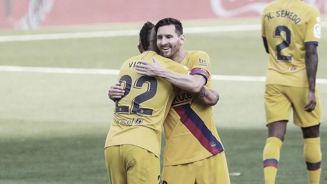 Em partida espetacular de Ter Stegen, Barcelona vence Valladolid e permanece na luta pelo título