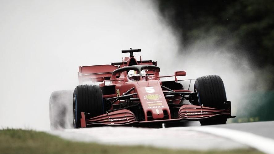 Hamilton lidera primeiro treino livre, mas Vettel dá o troco e domina segunda sessão na Hungria
