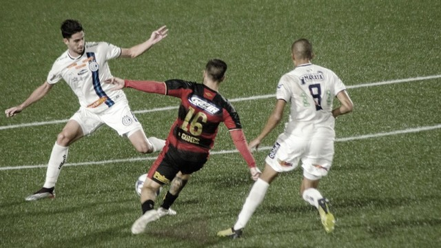 Sport e Confiança ficam no empate, mas vão às quartas na Copa do Nordeste