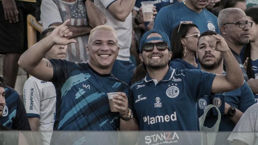 Nas quartas da Copa do Nordeste pela primeira vez, Confiança busca ampliar façanhas