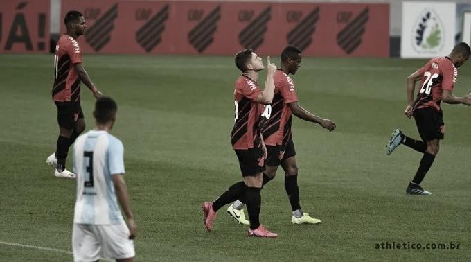 Athletico PR atropela Londrina e está nas semis do Campeonato Paranaense