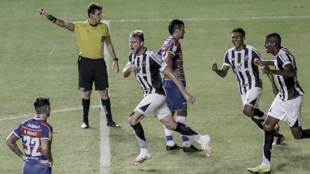 Ceará desbanca Fortaleza no Clássico-Rei e se garante na final da Copa do Nordeste
