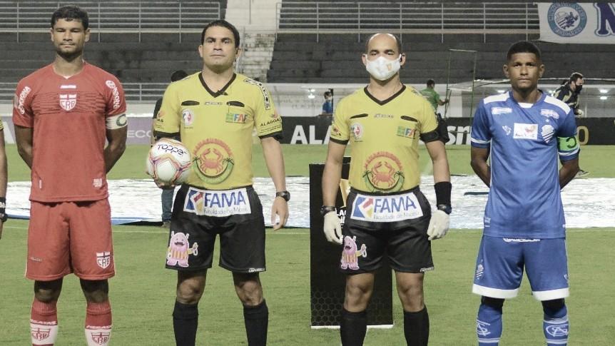 Semifinais do Alagoano 2020 estão definidas; confira duelos