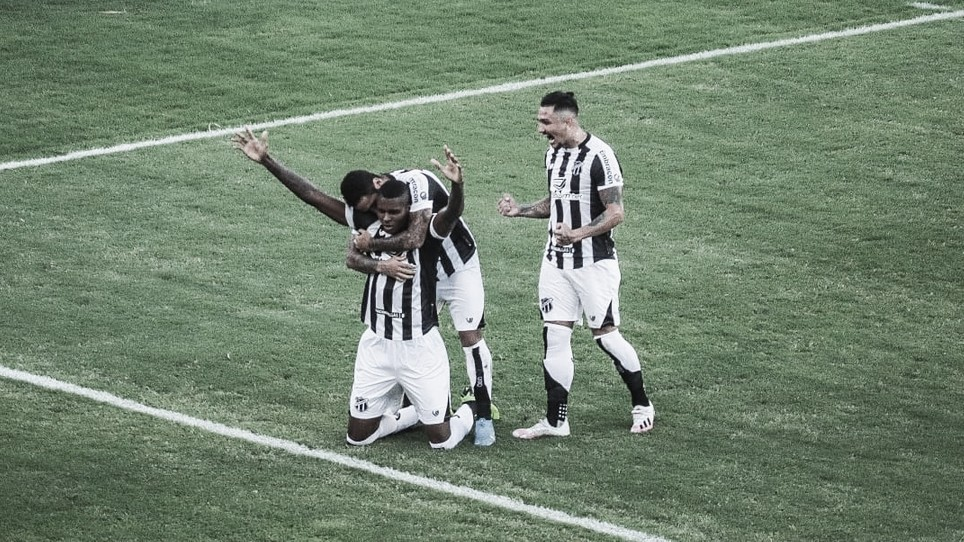 Ceará vence primeira batalha na final da Copa do Nordeste e abre vantagem sobre o Bahia