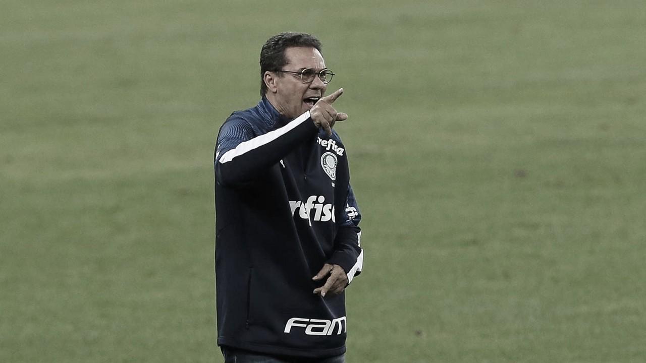 """Luxemburgo comemora empate com Fluminense no Rio: """"Fora de casa é um bom resultado"""""""