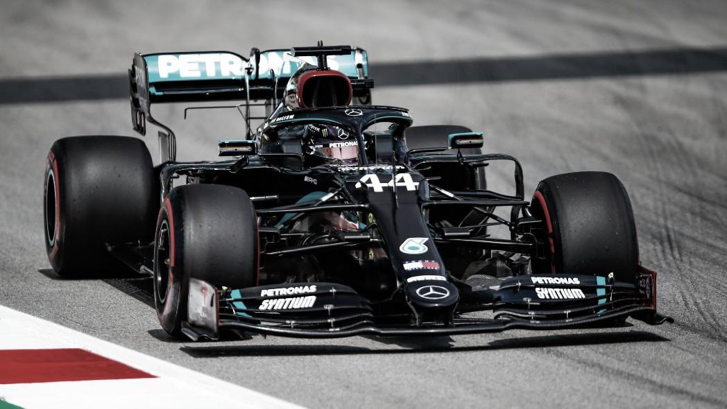 Mercedes chega bem para GP da Espanha; Grosjean surpreende no segundo treino livre