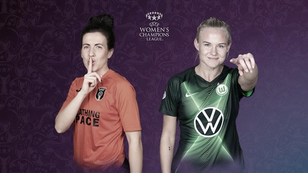 Zebra da Champions Feminina, Glasgow City tenta desbancar reforçado Wolfsburg nas quartas