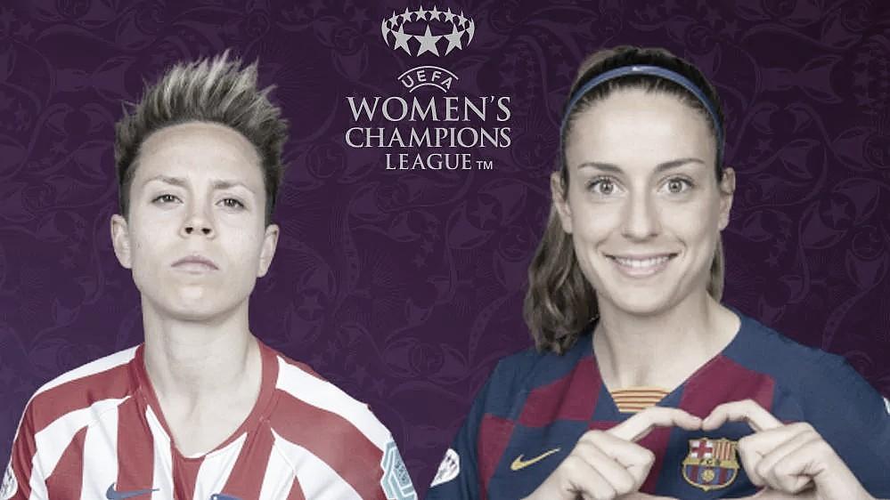 Clássico espanhol: Atlético de Madrid e Barcelona se enfrentam nas quartas da Champions League Feminina