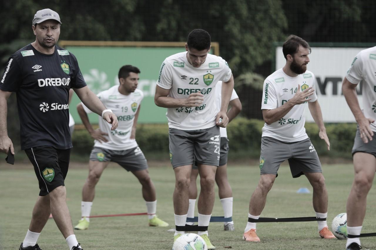 Foto: Divulgação / Cuiabá EC
