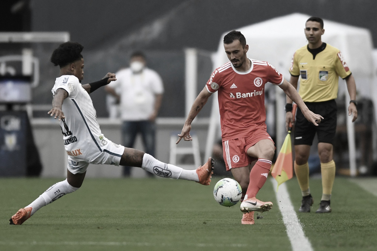 Gols e melhores momentos Santos 2 x 0 Inter pelo Campeonato Brasileiro 2020