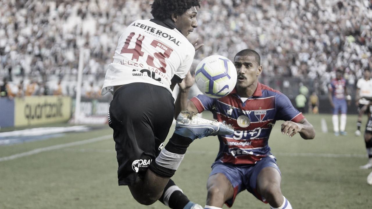 Melhores momentos Vasco 0 x 0 Fortaleza pelo Campeonato Brasileiro 2020