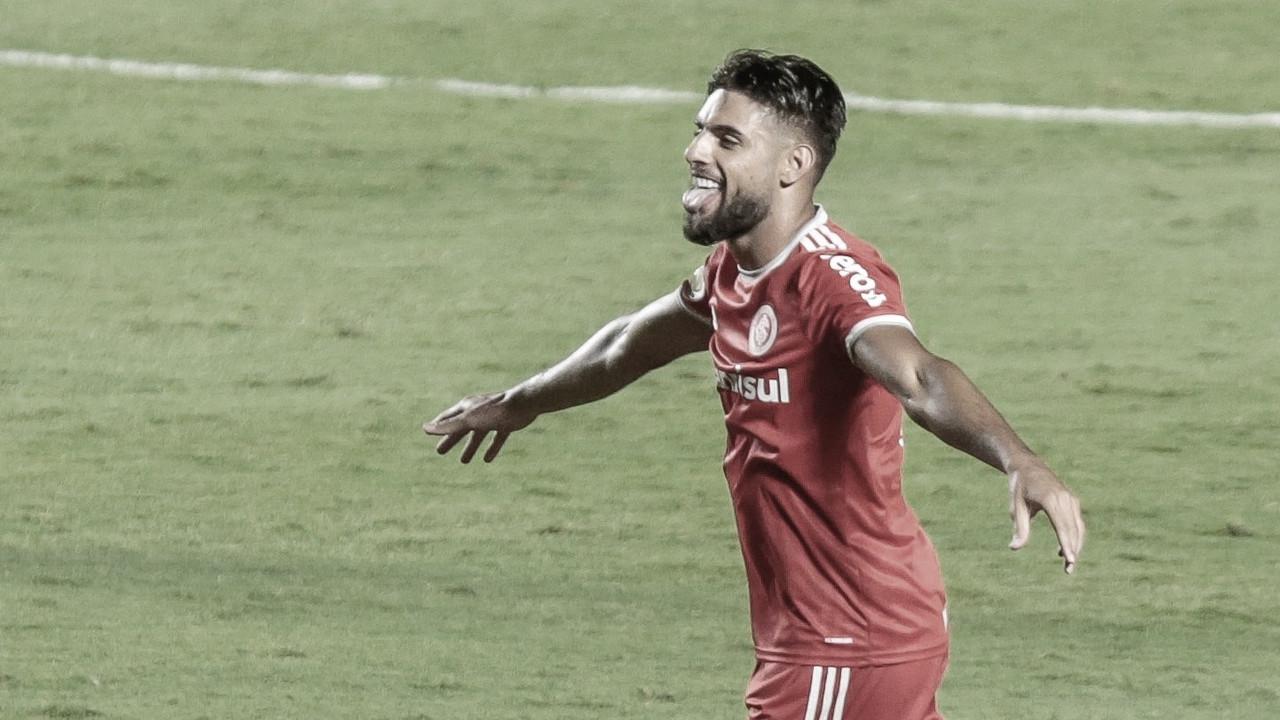Gols e melhores momentos São Paulo 1 x 5 Inter pelo Campeonato Brasileiro 2020