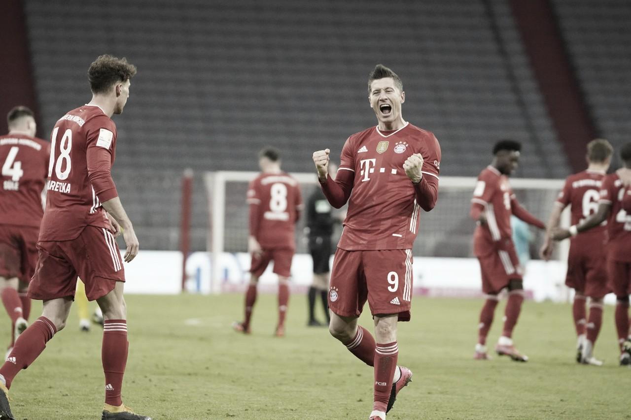 Bayern de Munique vence Borussia Dortmund de virada e amplia vantagem na liderança