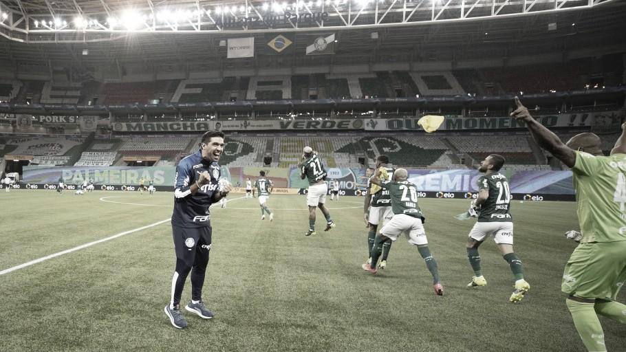 Abel Ferreira projeta ambições do Palmeiras mesmo após conquista da Copa do Brasil