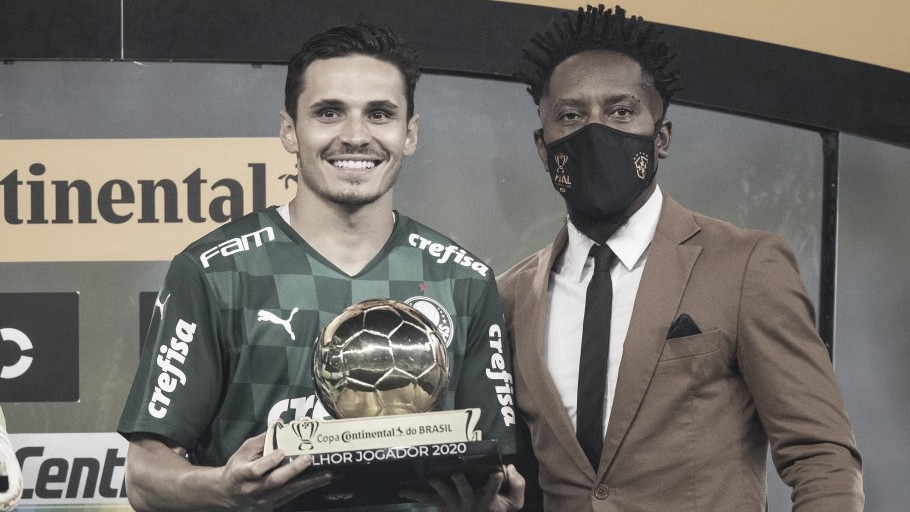 "Raphael Veiga é eleito o ""Craque"" da Copa do Brasil 2020"