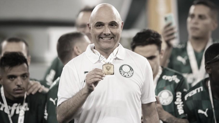 Presidente do Palmeiras, Galiotte dedica título da Copa do Brasil aos torcedores