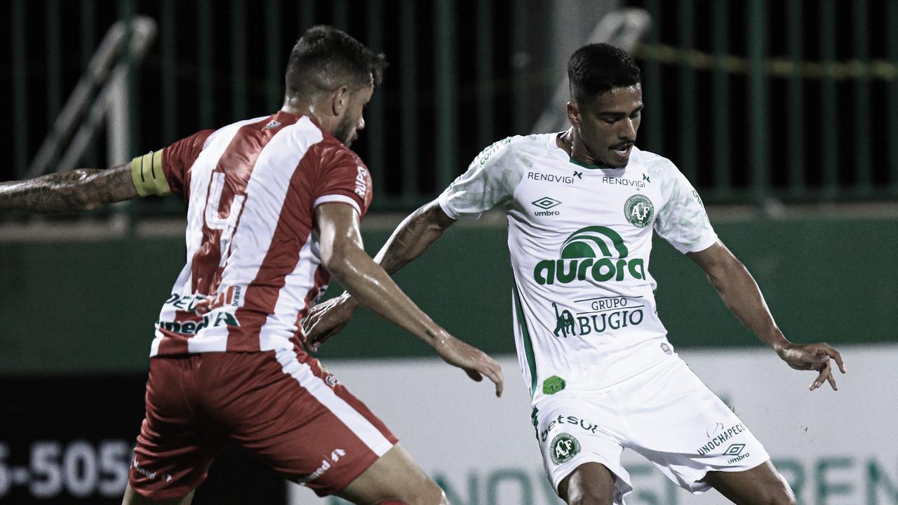 Gols e melhores momentos Chapecoense 0 x 1 Hercílio Luz pelo Campeonato Catarinense 2021