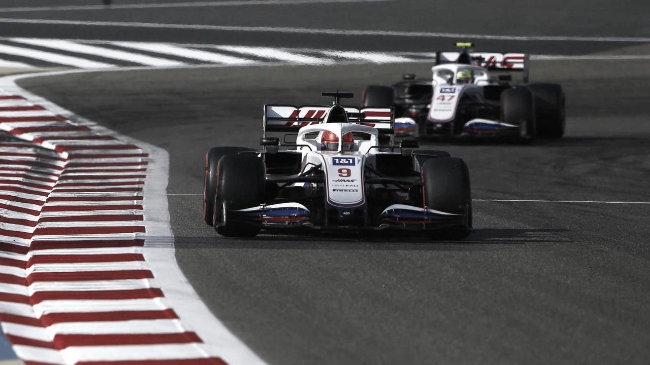 Mick Schumacher e Nikita Mazepin comentam estreia na Fórmula 1