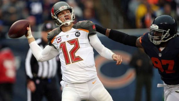 The Tampa Bay Buccaneers Come Up Short Versus Chicago Bears