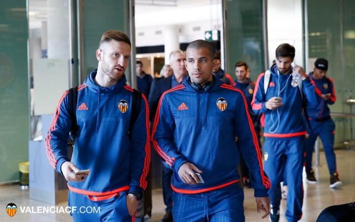 Jaume, Cancelo, Enzo, Abdennour, Bakkali y Santi Mina, bajas para el partido de La Rosaleda