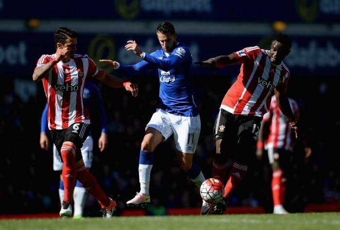 Premier League, è 1-1 tra Everton e Southampton