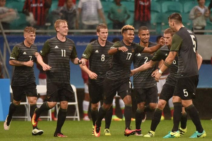 Rio 2016, calcio maschile: una Germania tenace riagguanta per due volte il Messico (2-2)