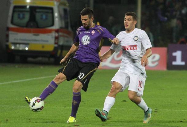 Live Inter - Fiorentina, diretta risultato partita Serie A (0-1)
