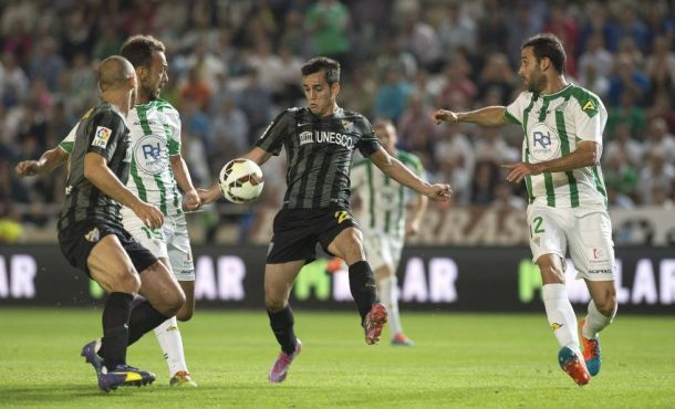 Amistoso Málaga C.F - Córdoba C.F el 14 de noviembre