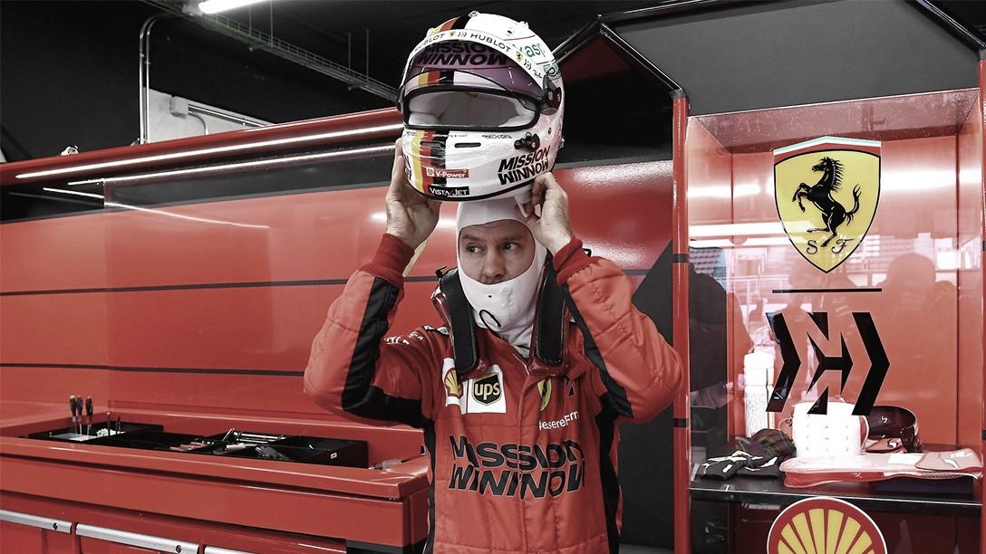 """Três vezes vencedor do GP da Bélgica, Vettel descreve características de Spa: """"Verdadeiramente único"""""""
