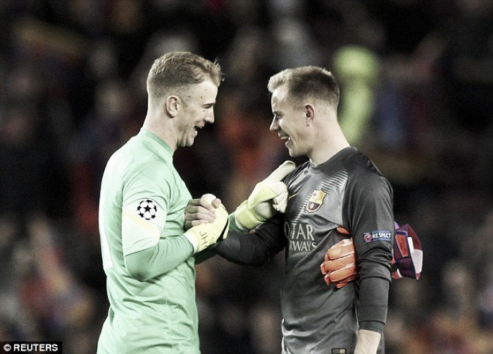 Opinion: Is Joe Hart at risk of losing the number one spot?