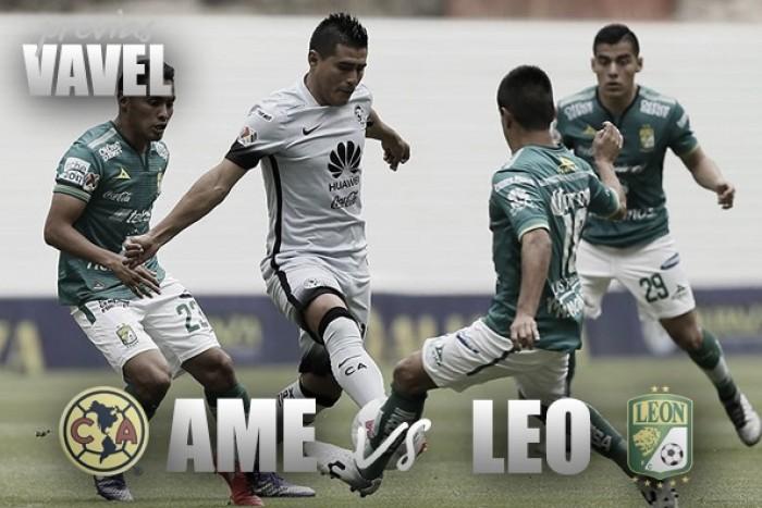 Previa América - León: tres puntos de oro