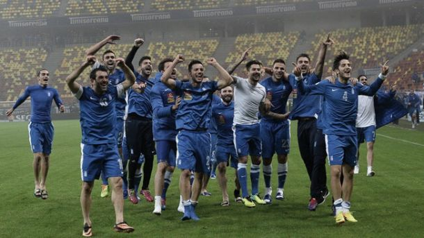 FIFA World Cup Preview: Greece
