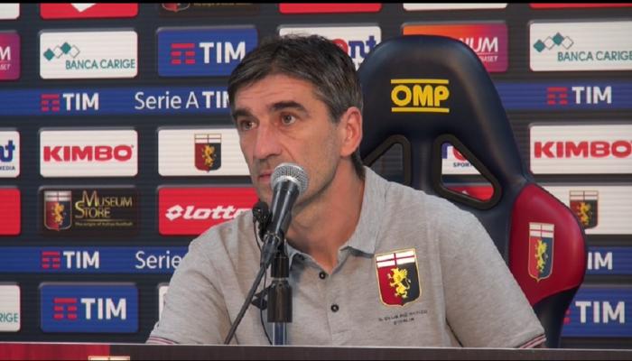 """Juric non guarda al suo passato: """"Contro il Crotone penserò solo alla partita"""""""