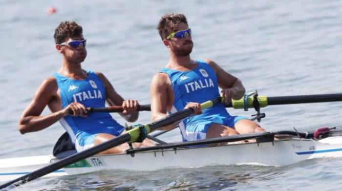 Rio 2016 - Canottaggio, due senza: la coppia Abagnale-Di Costanzo conquista il bronzo
