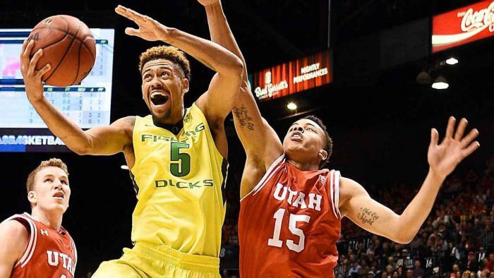 Pac-12 Tournament: Oregon Ducks Dominate Utah Utes Win Conference Championship