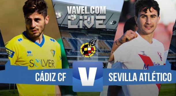 Sevilla atletico cadiz puta cadiz