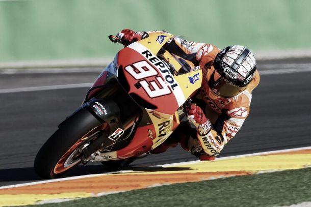 Valencia, Fp1: Marquez il più veloce nelle libere 1