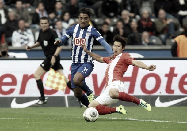 Bundesliga pair express interest in Joo-Ho Park