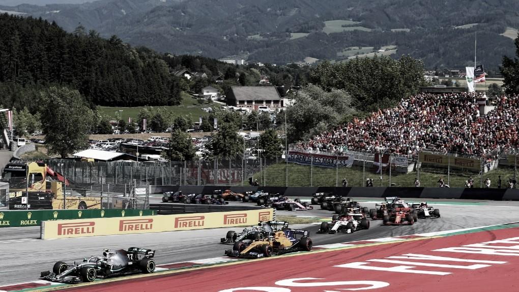 Com novos nomes, Fórmula 1 divulga datas das oito primeiras provas da temporada 2020
