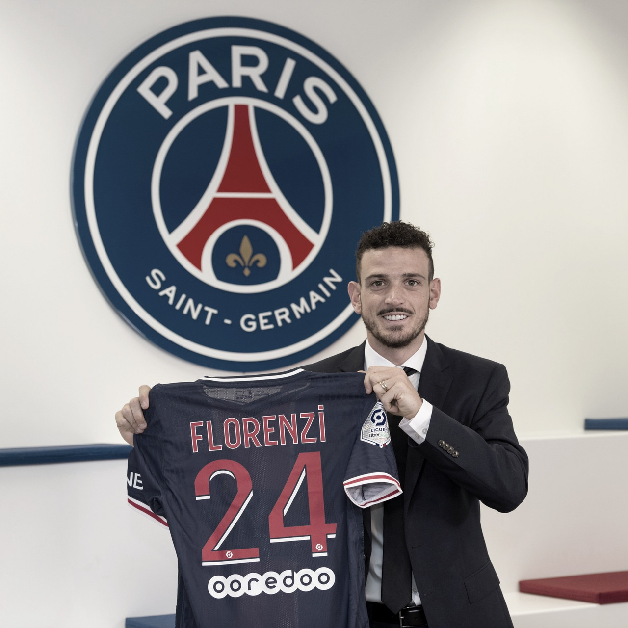 Paris Saint-Germain anuncia lateral Florenzi, ex-Roma