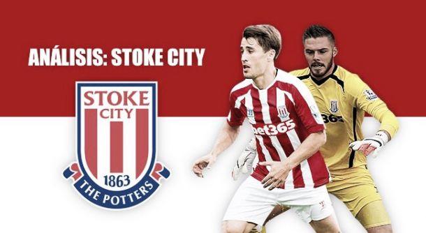El Stoke City y la transformación de un estilo liderado por Bojan