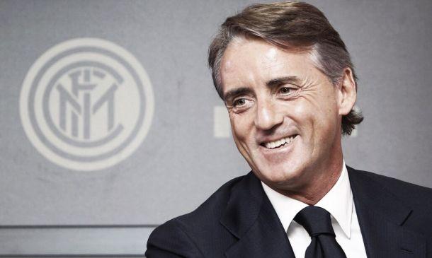"""Mancini: """"Rimango qui, costruiamo per vincere"""""""