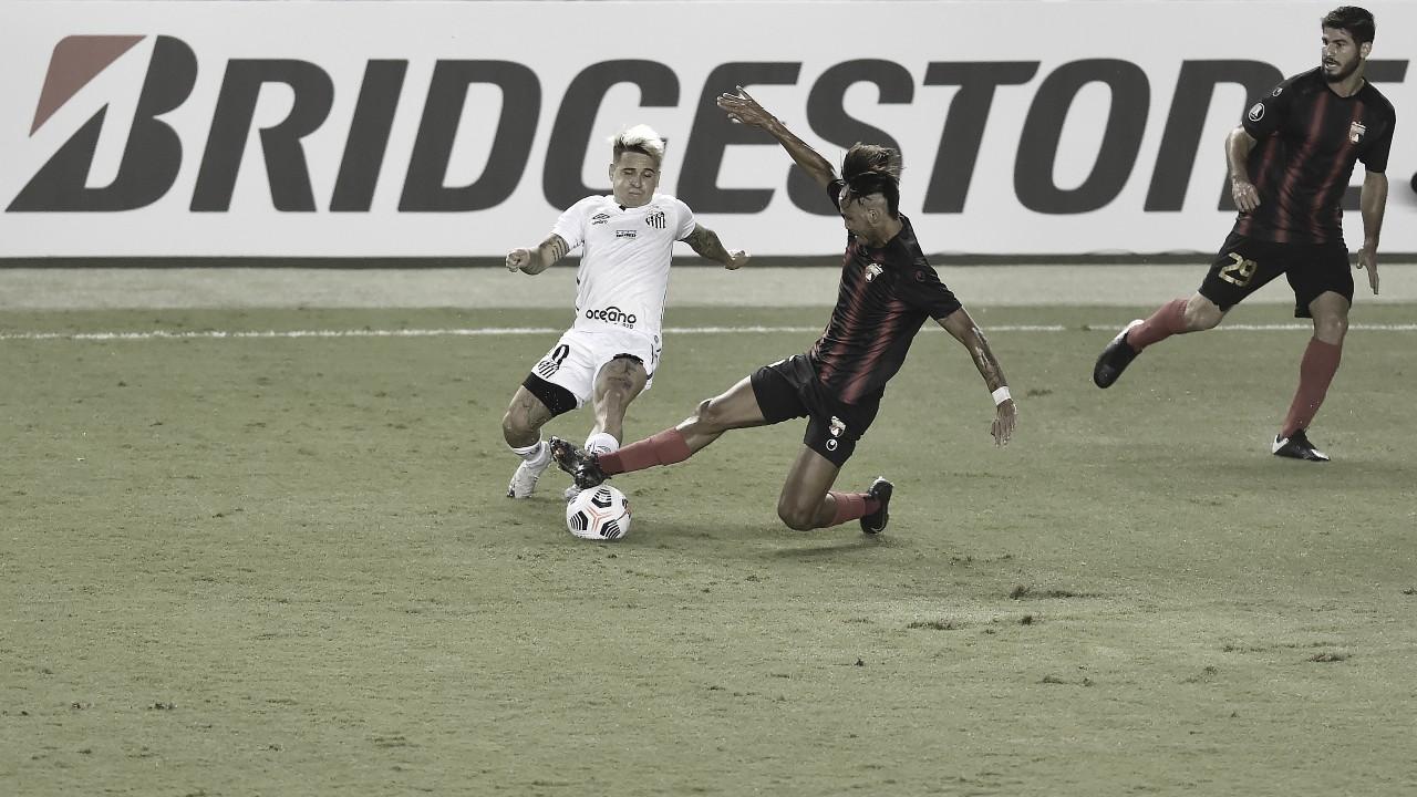 Santos tem vantagem para encarar Deportivo Lara na Venezuela em busca da classificação