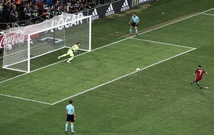 Eurocopa en blanco: Cristiano y Pepe a un paso de la final