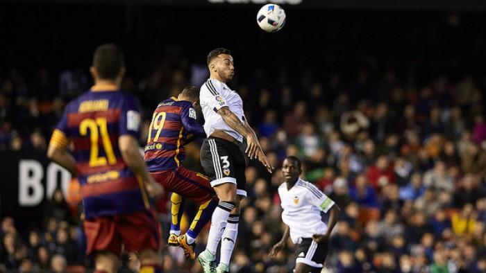 """Vezo: """"El objetivo es darlo todo el sábado, sabemos que Mestalla estará de nuestro lado"""""""
