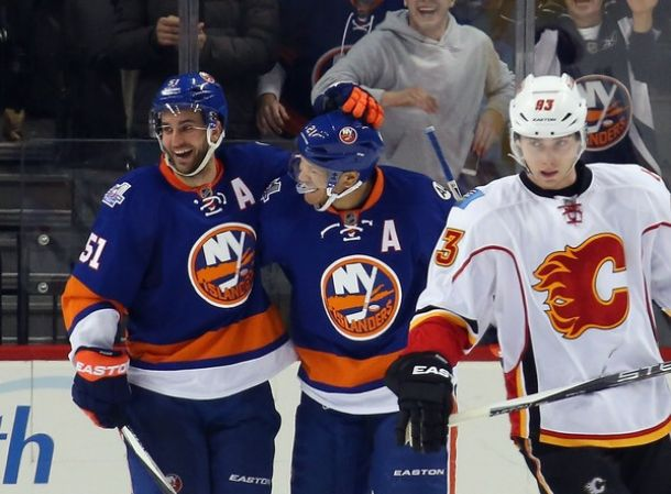 Calgary Flames Struggles Continue, Get Blanked By New York Islanders