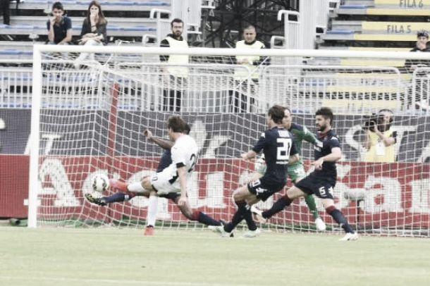 Il Palermo condanna il Cagliari alla Serie B. Le parole dei protagonisti