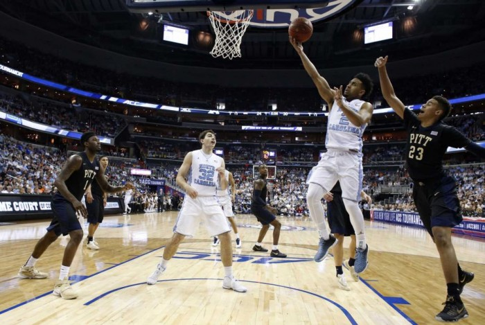 ACC Tournament: North Carolina Tar Heels Easily Defeat Pittsburgh Panthers With Brilliant Shooting